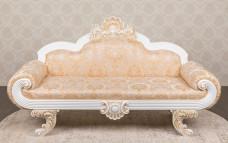 """Прямой диван """"Барселона"""" в стиле Барокко"""