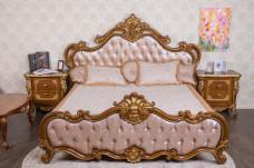 """Ліжко Бароко """"Франческа"""""""