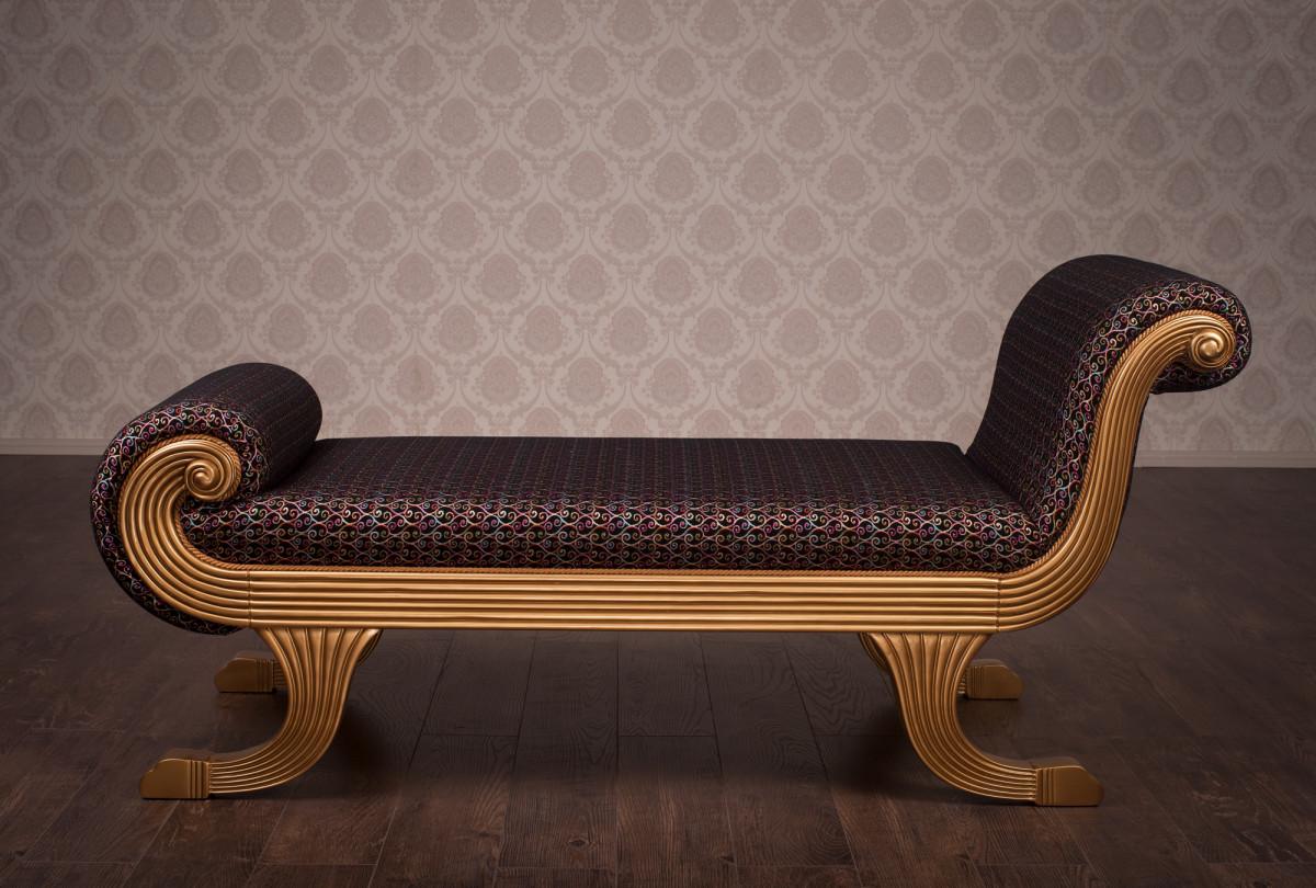 Пополнение мебели Барокко