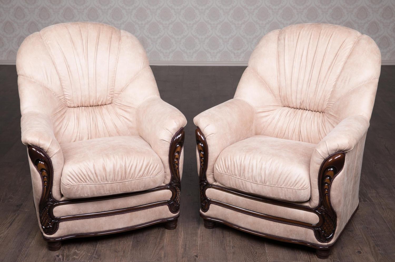 """Класичне м'яке крісло """"Кармен"""" на замовлення"""