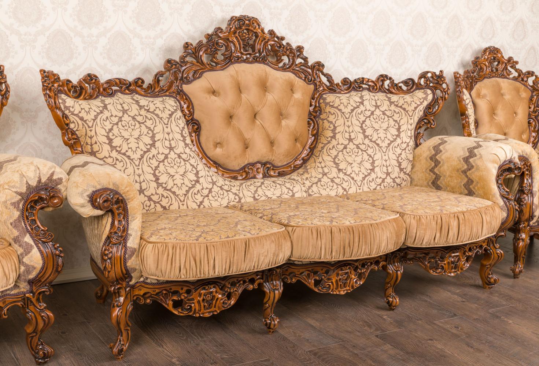 """Тримісний диван Бароко """"Мадонна"""""""