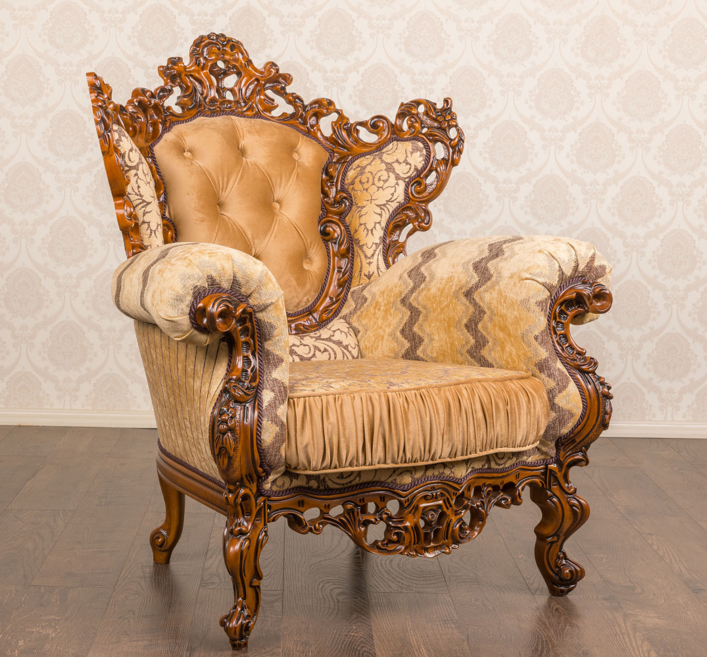 "Комплект мягкой мебели Барокко ""Мадонна"""