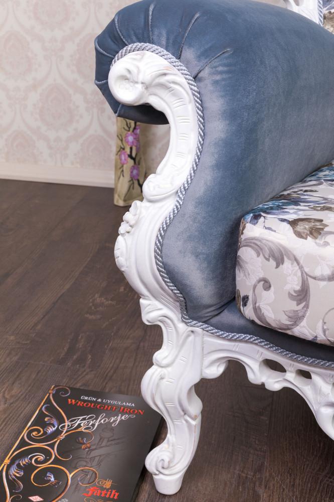 """Еко-меблі Бароко в наявності, М'яке крісло """"Мадонна"""""""