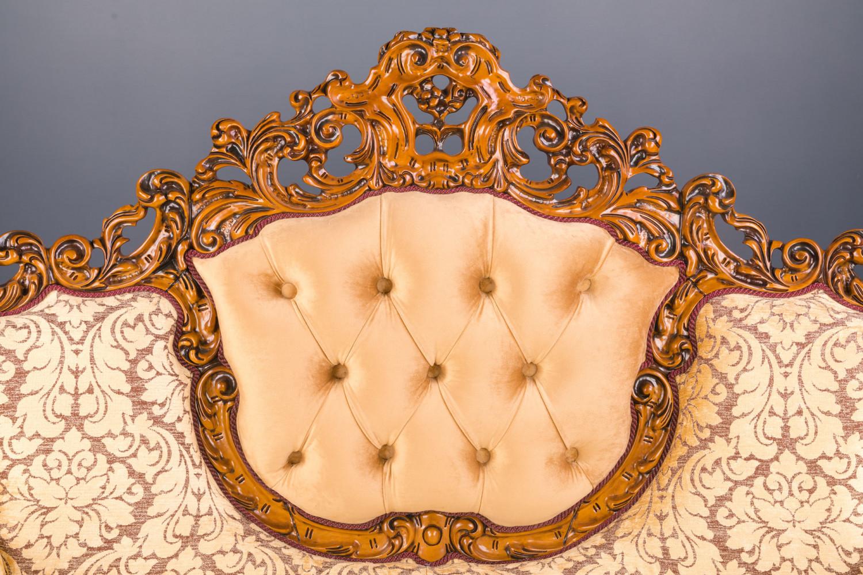 Двомісний диван Бароко
