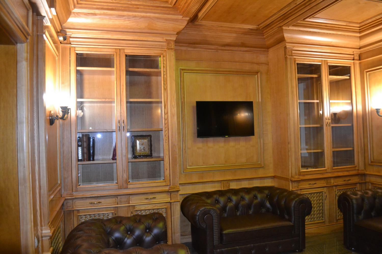 Виготовлення дерев'яних панелей для стін