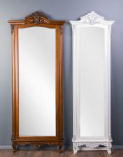 """Зеркало напольное в раме """"Регина"""""""