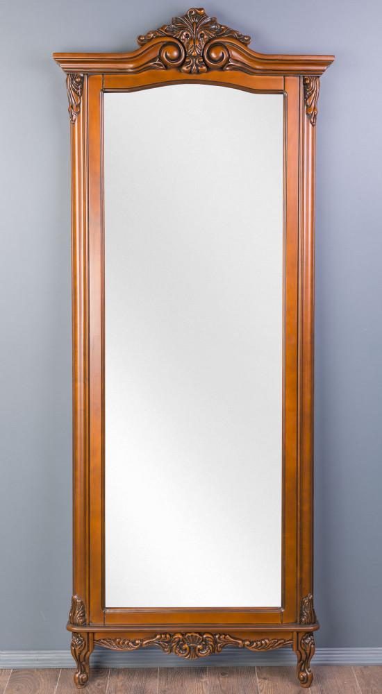 """Зеркало напольное в раме Барокко """"Регина"""""""