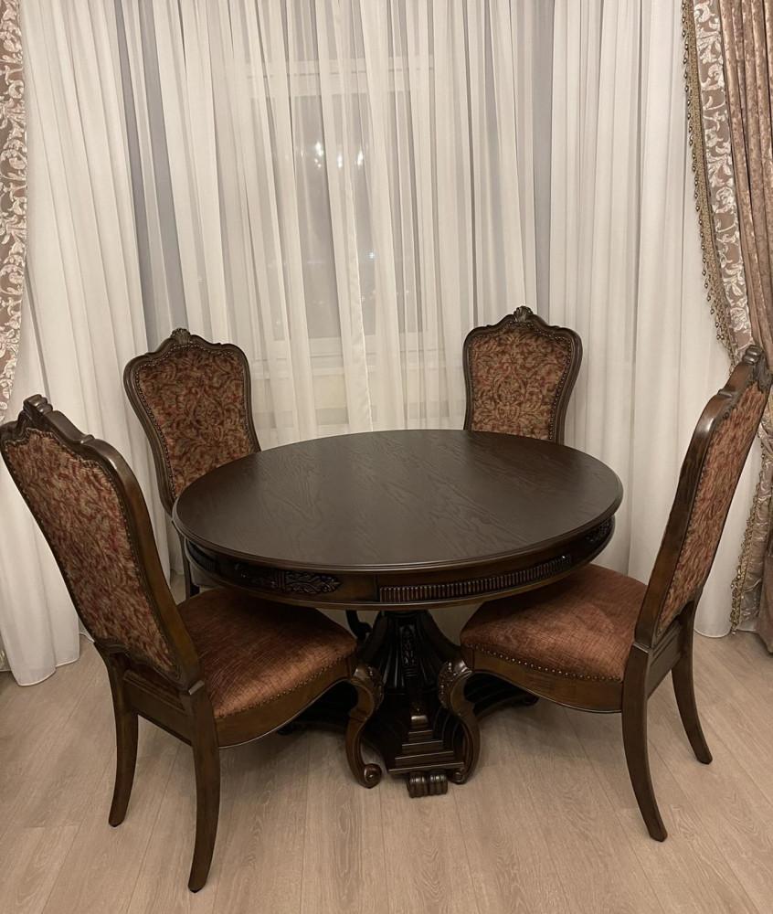 """Обідній стіл з дерева """"Монако"""""""
