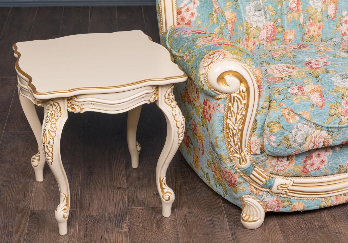 """Итальянский столик в стиле Барокко """"Луиджи"""""""