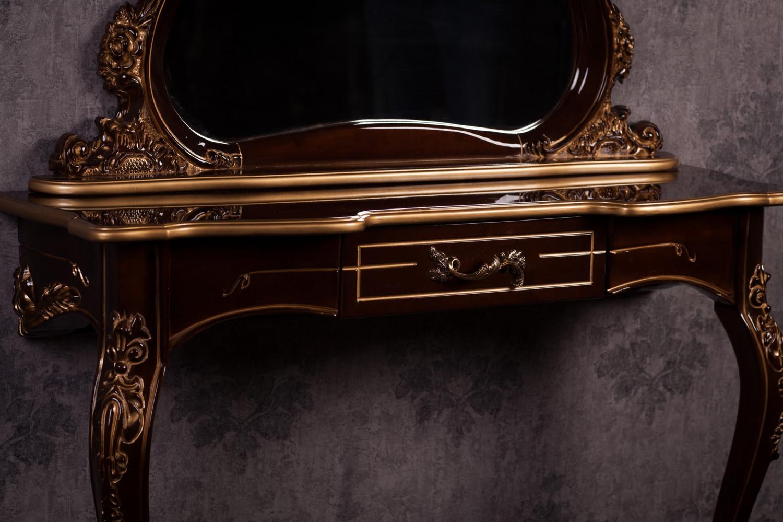 Купити туалетний столик в стилі Бароко №18, В наявності