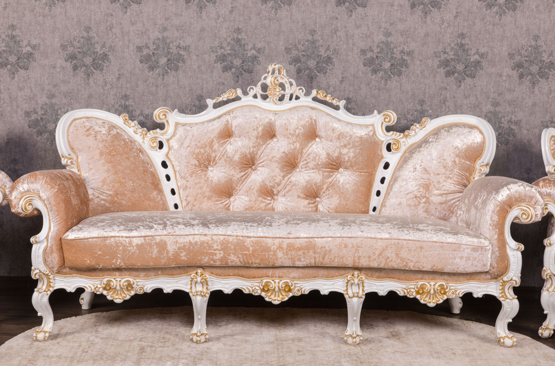 "Мебель Барокко комплект ""Белла"", максимум"