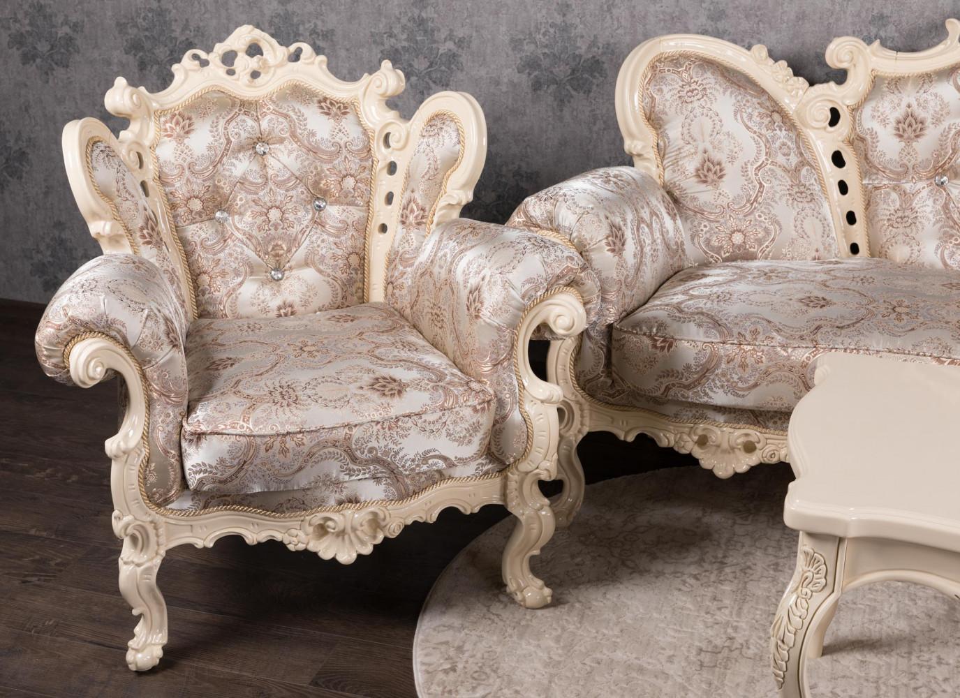 "Комплект мебели в стиле Барокко ""Белла"" на заказ"