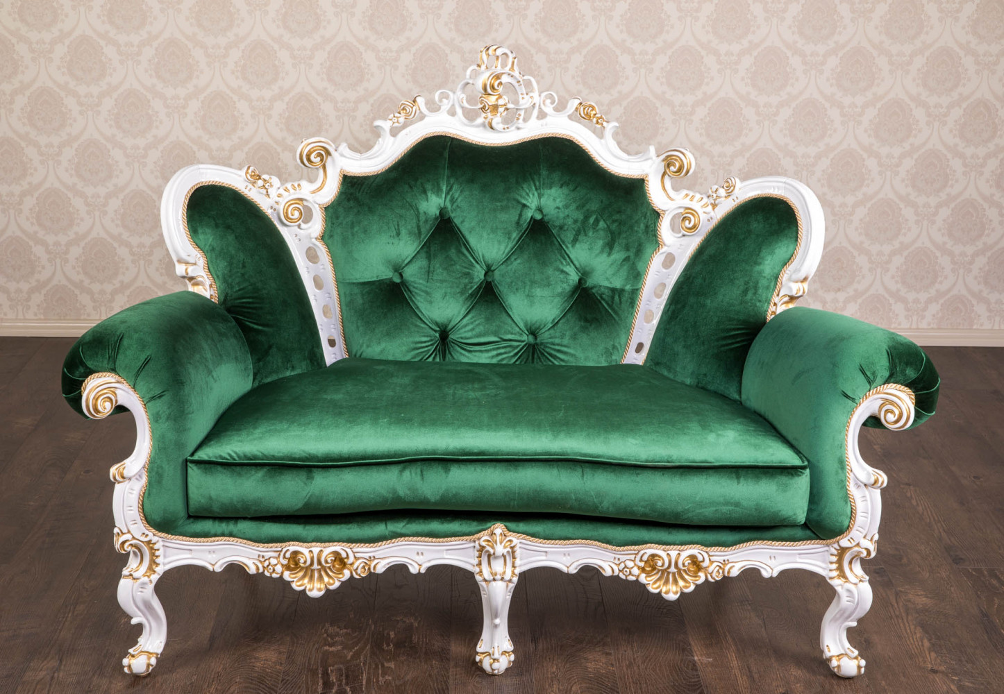 """Двомісний диван Бароко """"Белла"""""""