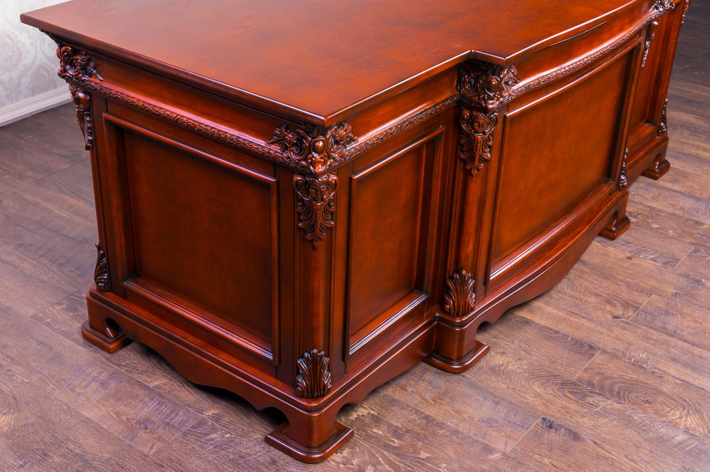 """Купить стол из натурального дерева """"Фридрих"""" VIP"""