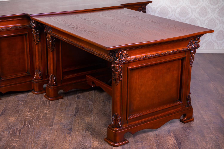 """Классический стол брифинг """"Фридрих"""", на заказ"""