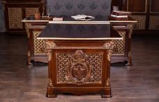 """Мебель в кабинет руководителя """"Генрих"""""""