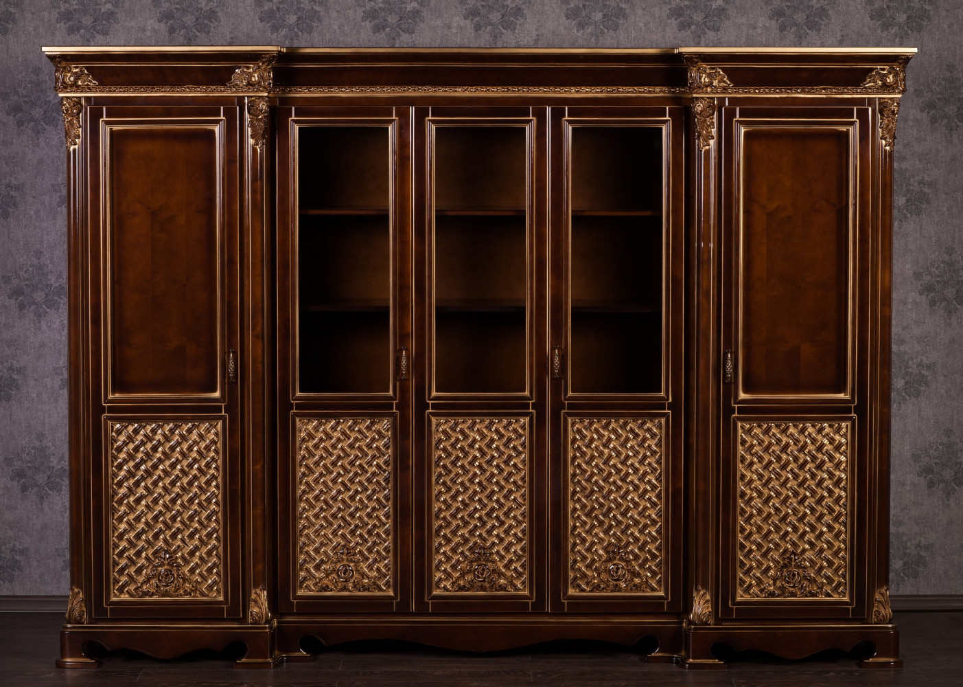 Шкаф Генрих для кабинета или офиса