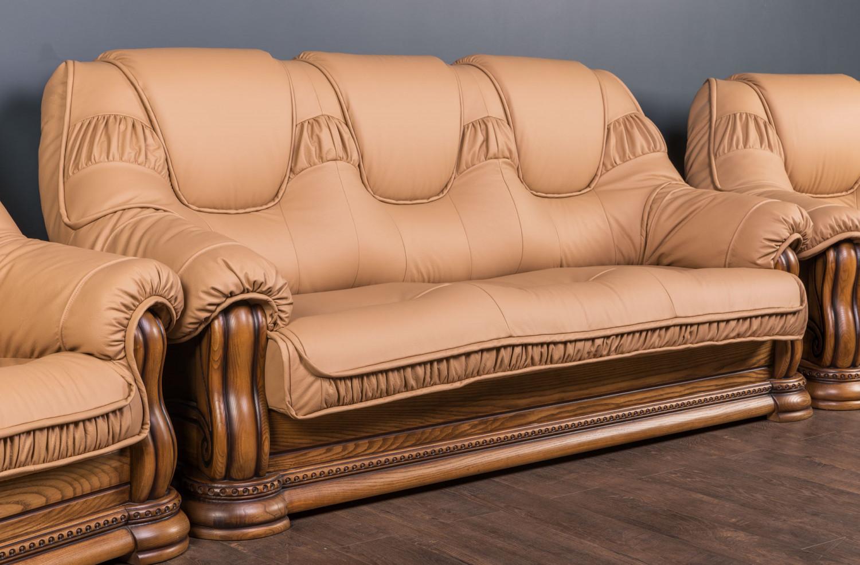 Комплект мебели Гризли 3+1+1 В наличии