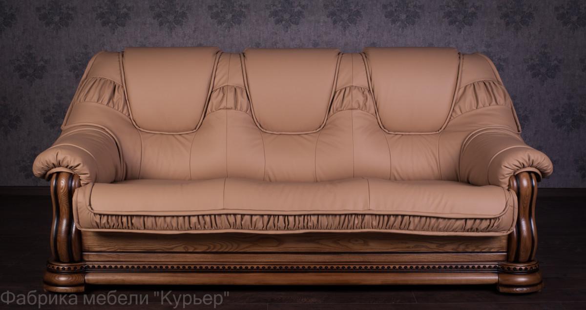 Купити шкіряний диван Грізлі