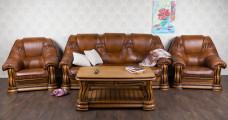 Комплект Гризли 3-1-1 и стол в наличии