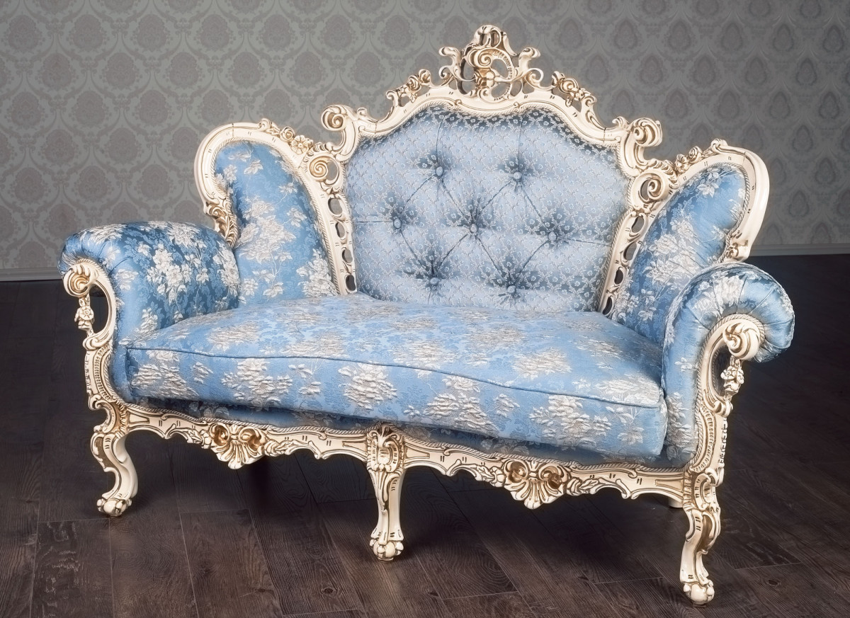Мебель в стиле Барокко на экспорт