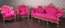 "Комплект мягкой мебели ""Изабелла"" на заказ"