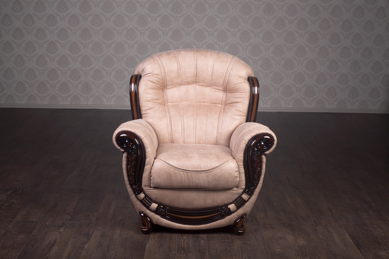 """Комплект мягкой мебели """"Джове"""", в наличии (лондон карамель)"""