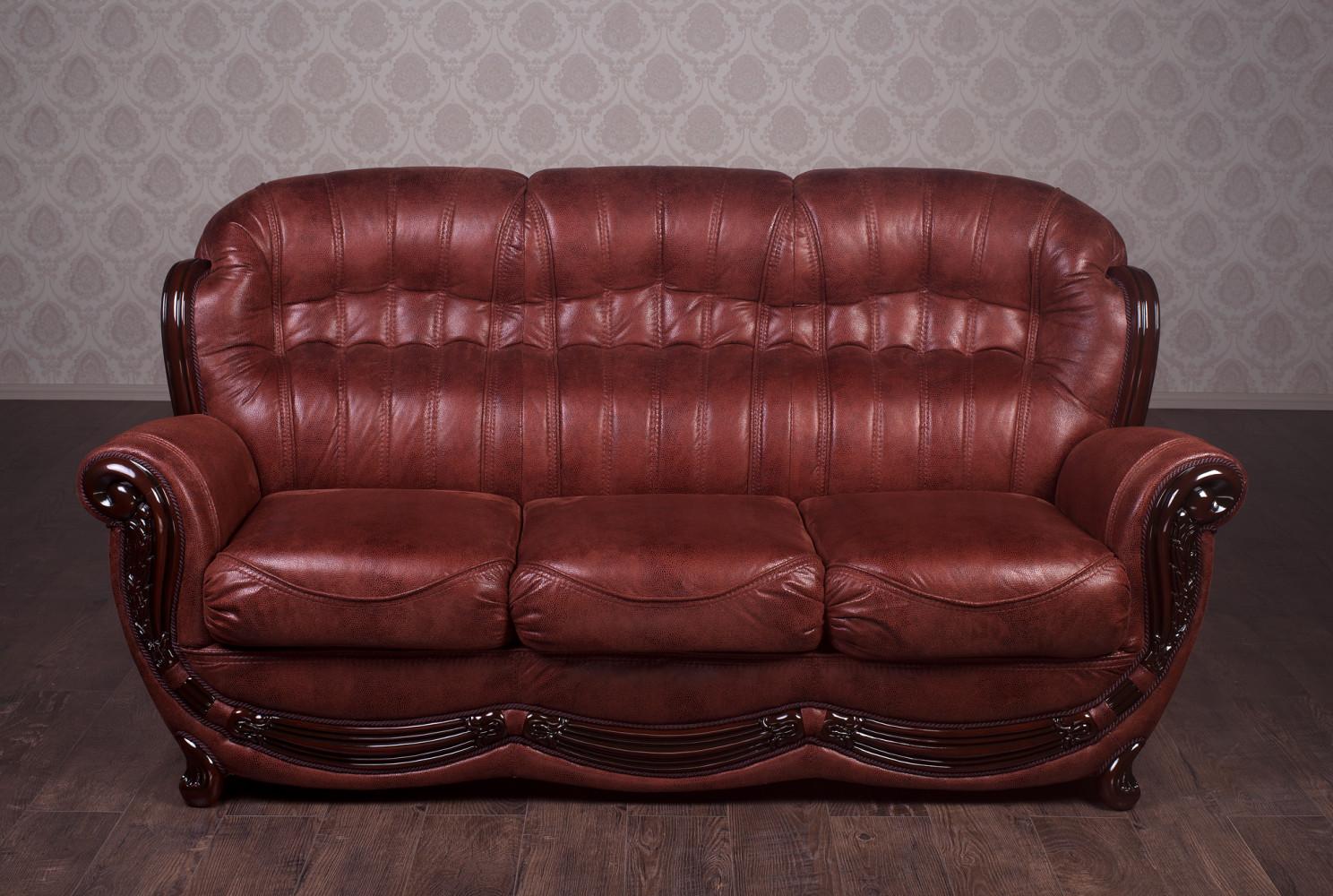 """Комплект мягкой мебели """"Джове"""" в наличии (Омега-Шок.)"""