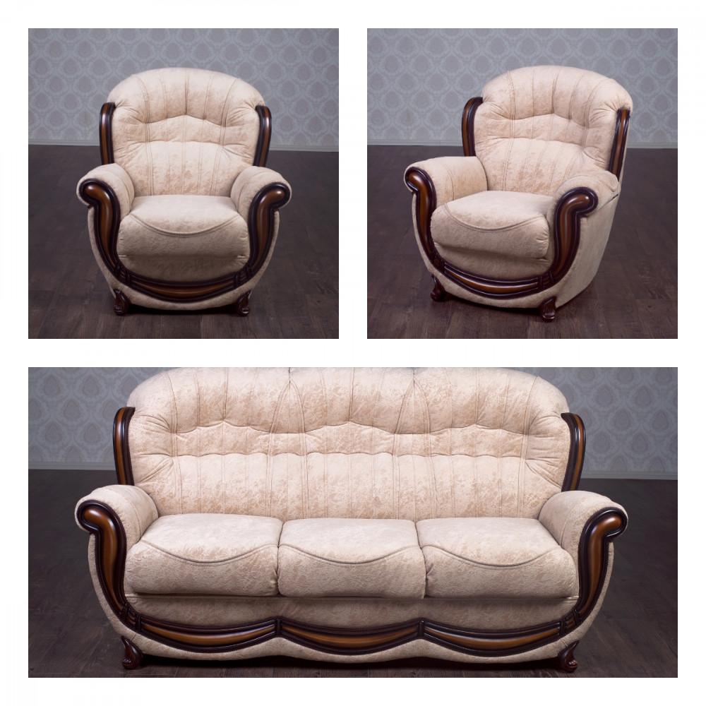 "Комплект мягкой мебели ""Джове"" в наличии"