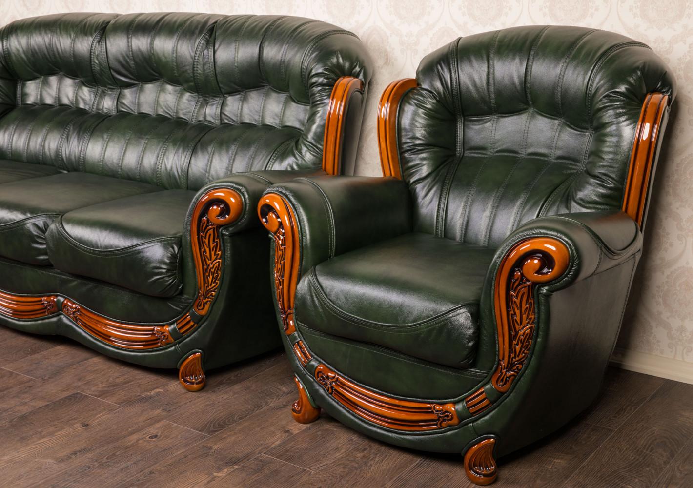 """Купить мягкое кресло """"Джове"""" на заказ"""