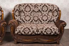 """Прямий двомісний диван """"Джове"""", під замовлення"""