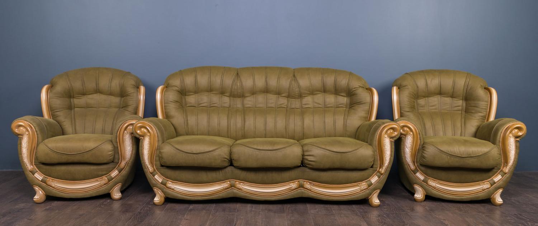 "Комплект мебели ""Джове"" (диван и два кресла) В наличии"