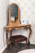 Консольный столик с зеркалом №16