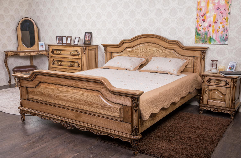 """Класичне ліжко """"Надія"""" на замовлення"""