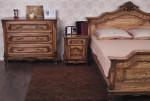 Классическая спальня из ясеня под заказ