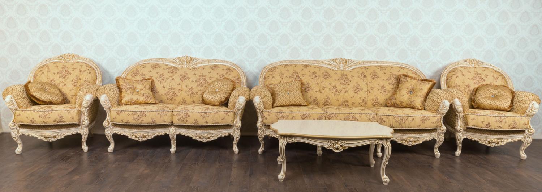 """Купити комплект м'яких меблів у стилі барокко """"Ніка"""", В наявності"""