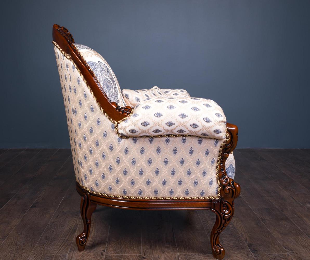 """Купить Мягкое кресло в стиле Барокко """"Ника"""""""