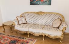 """Трехместный диван в стиле Барокко """"Ника"""""""