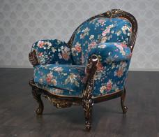 """М'яке крісло в стилі бароко """"Ніка"""""""