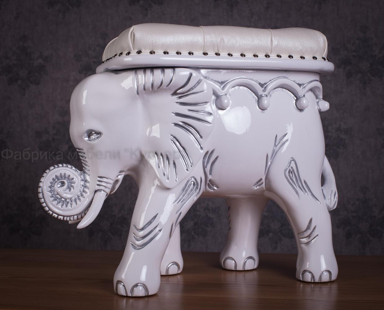 М'який пуф Слон