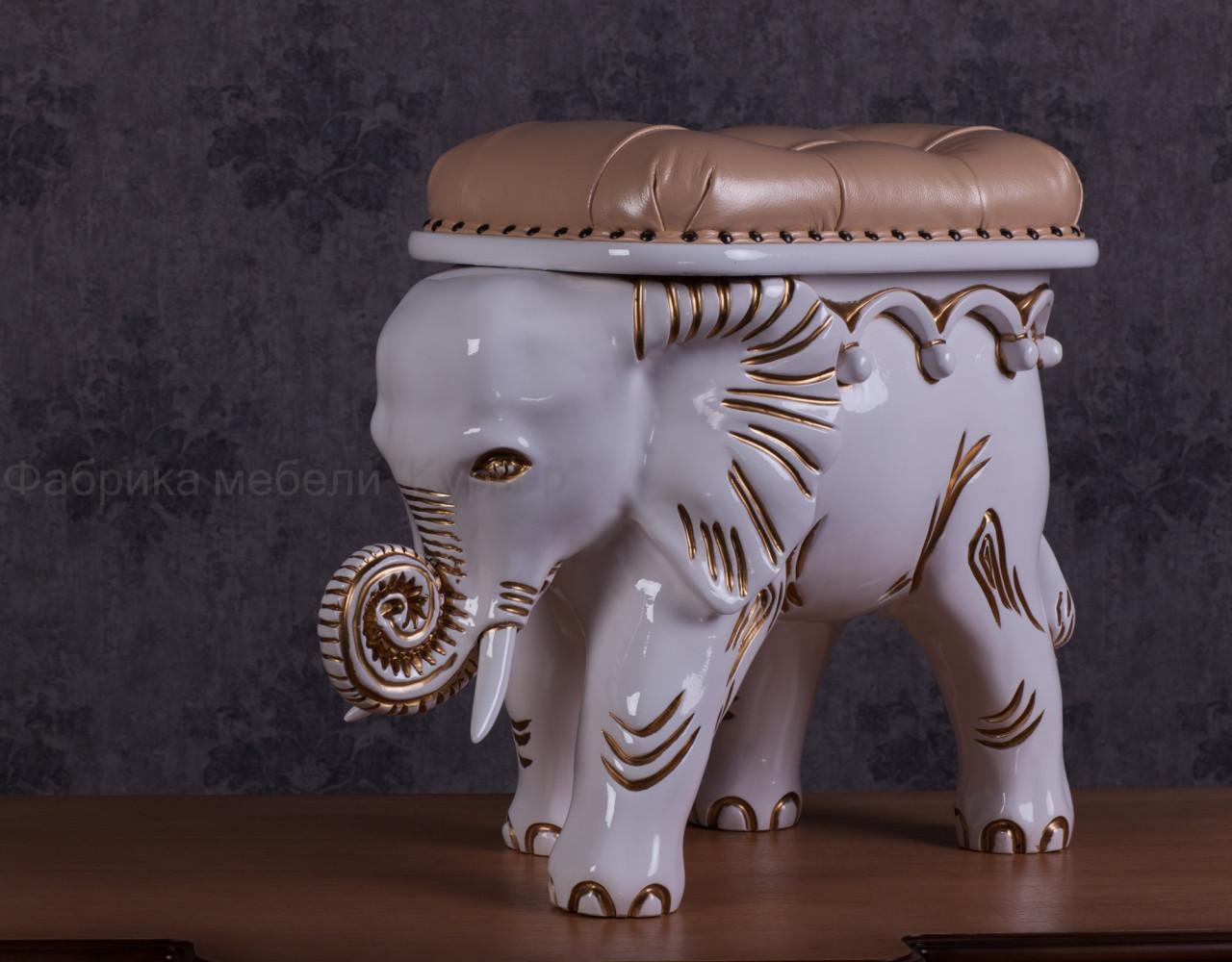"""Купити м'який пуф """"Слон"""" В наявності, розпродаж"""