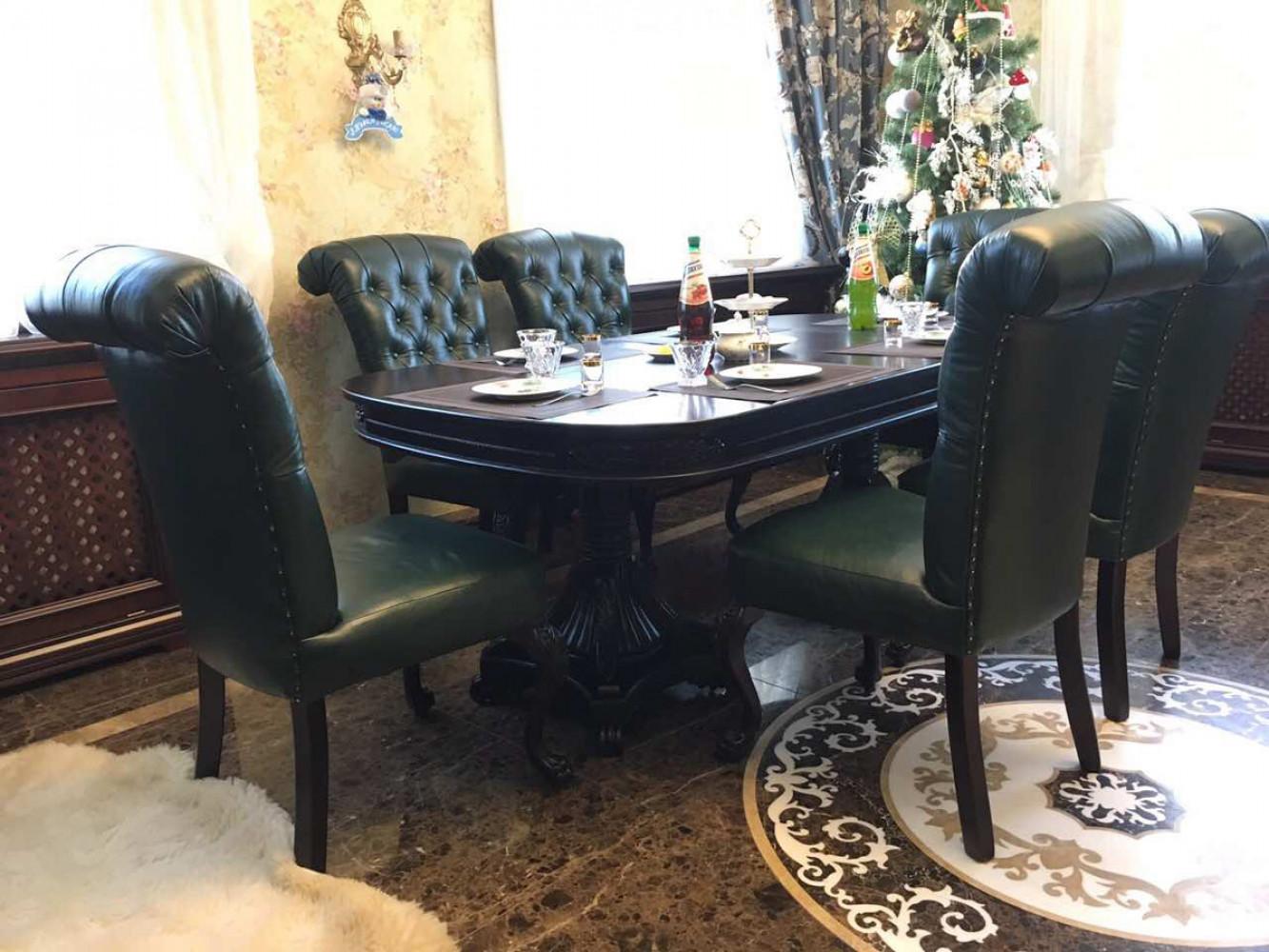 """Стіл обідній """"№21"""" в класичному стилі, на замовлення"""