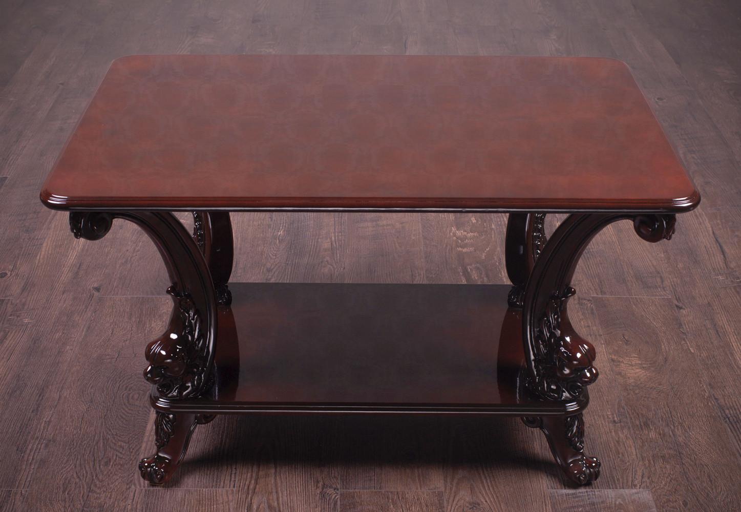 Журнальный столик в стиле Барокко №14
