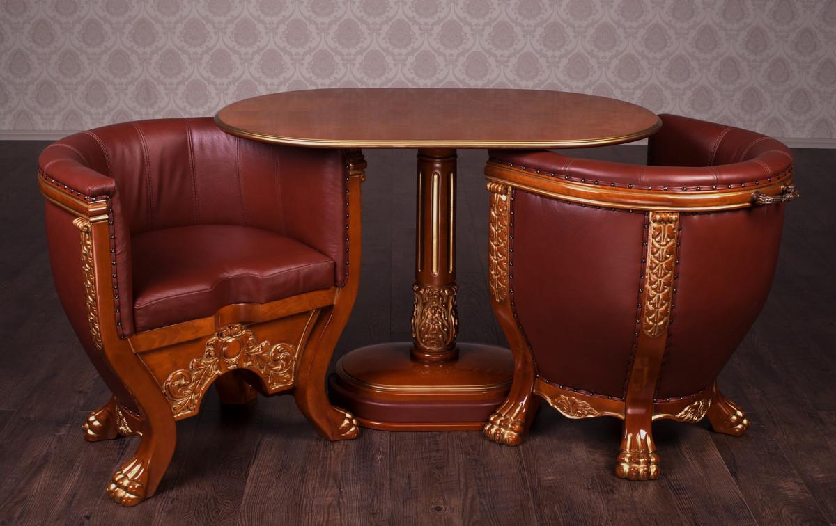 Класичні меблі в англійському стилі