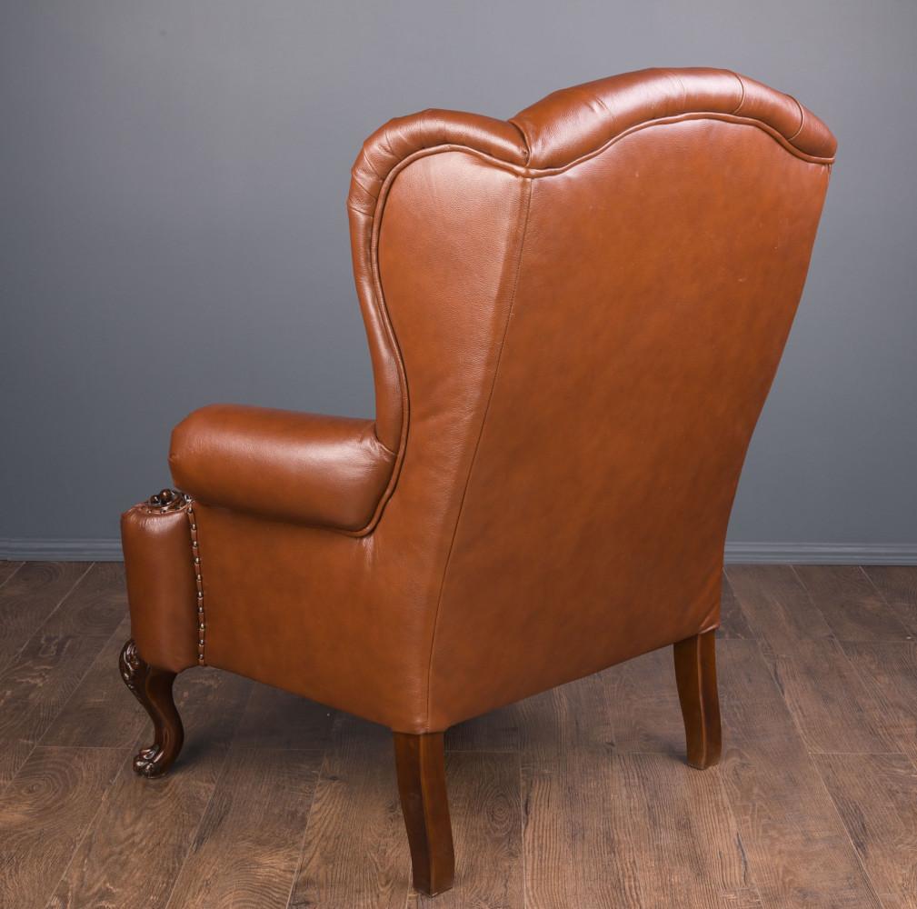 Класичне м'яке крісло Вольтера
