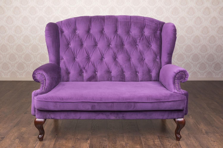 Купить прямой диван Вальтер + Пуф В наличии