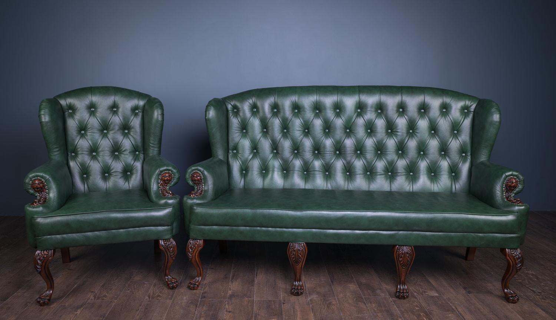"""Комплект мягкой мебели """"Вальтер"""" на заказ"""
