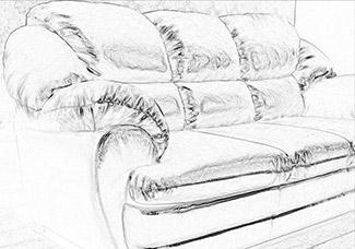 Мягкая мебель Курьер